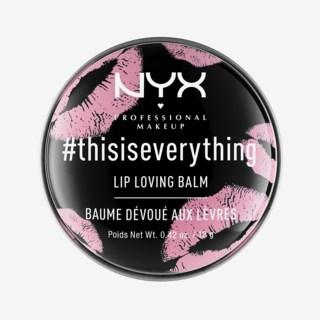 #Thisiseverything Lip Loving Balm
