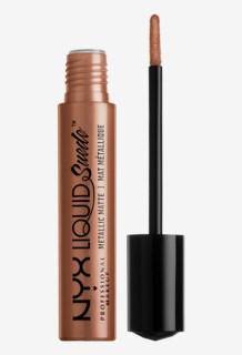 Liquid Suede Metallic Matte Lipstick Exposed