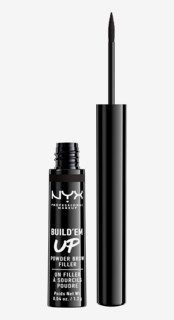 Build'Em Up Brow Powder Liners Black