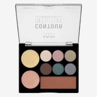 Contour Intuitive Eye Shadow 05 Drape,Smoke & Pearls