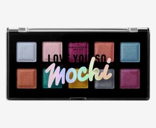 Love You So Mochi Eye Shadow Palette Electric Pastels