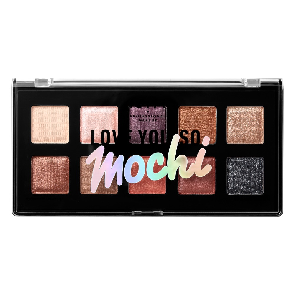 Love You So Mochi Eye Shadow Palette Sleek And Chic