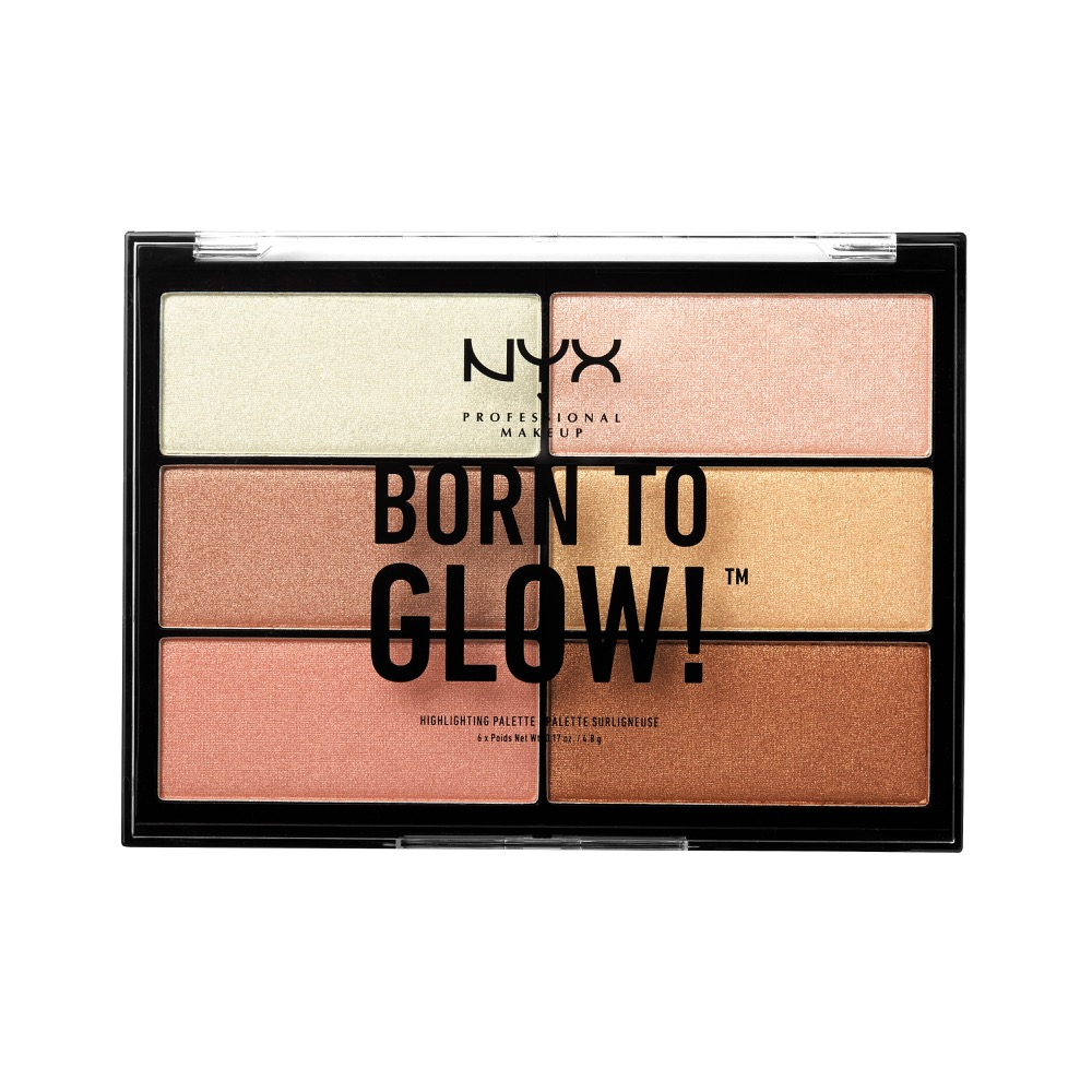 Born To Glow Highlighter Born To Glow Highlighting Palette
