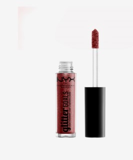 Glitter Goals Liquid Eyeshadow 06 Poppy Fields