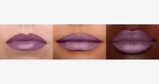 Suede Matte Lipstick 15 Violet Smoke