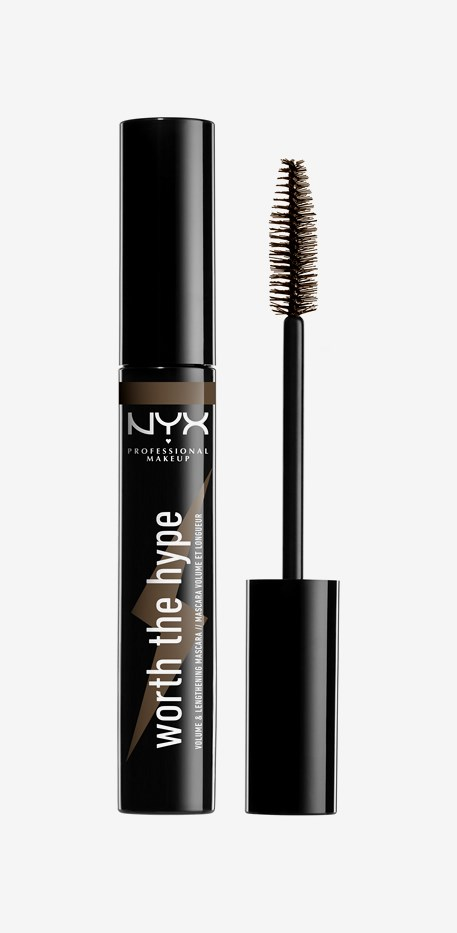 Worth The Hype Color Mascara 02Brown