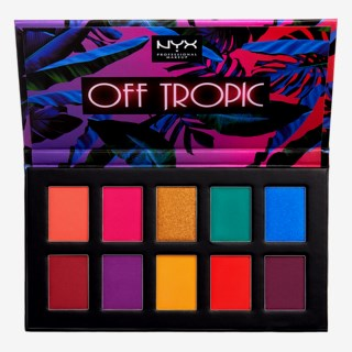 Off Tropic Shadow Palette Hasta La Vista