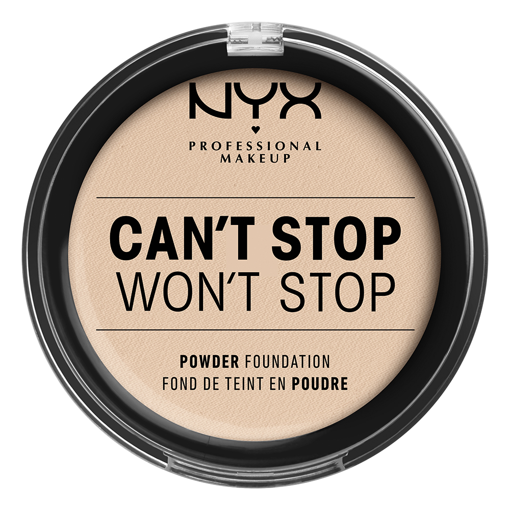 Can't Stop Won't Stop Powder Foundation Fair