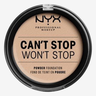 Can't Stop Won't Stop Powder Foundation Alabaster