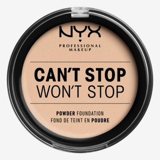 Can't Stop Won't Stop Powder Foundation Light Ivory