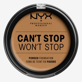 Can't Stop Won't Stop Powder Foundation Golden