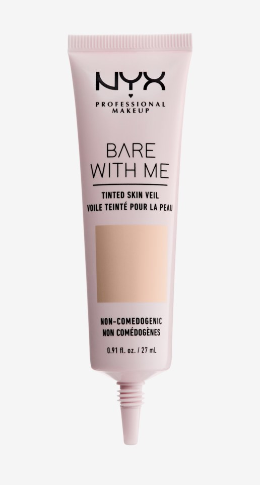 Bare With Me Tinted Skin Veil Foundation Pale Light