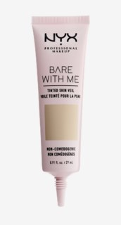 Bare With Me Tinted Skin Veil Foundation Vanilla Nude