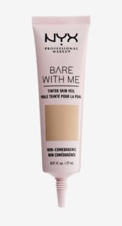 Bare With Me Tinted Skin Veil Foundation Natural Soft Beige
