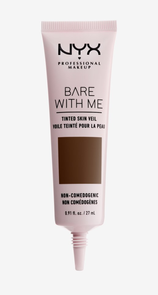 Bare With Me Tinted Skin Veil Foundation Deep Rich