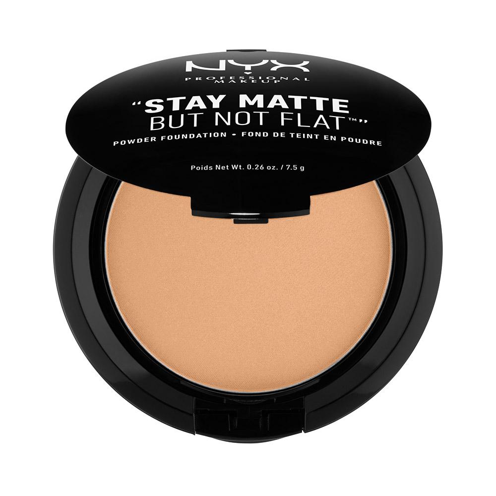 Stay Matte But Not Flat Powder Foundation Caramel