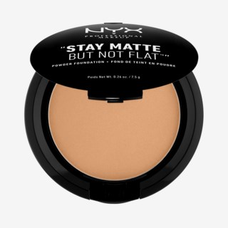Stay Matte But Not Flat Powder Foundation Caramel