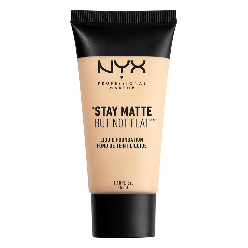 Stay Matte Not Flat Liquid Foundation