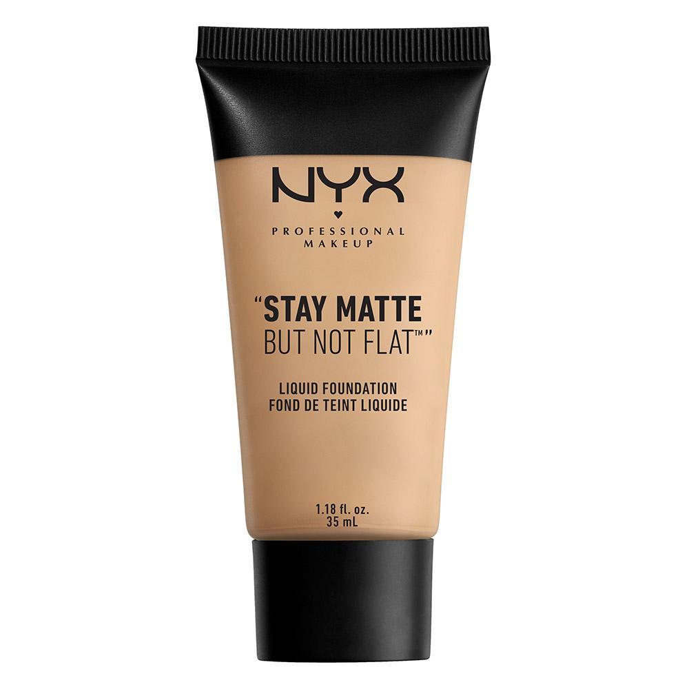 Stay Matte Not Flat Liquid Foundation Nude