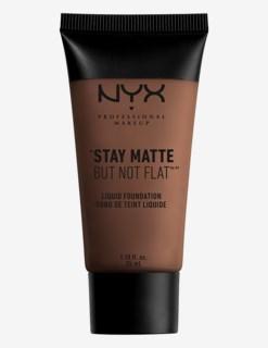 Stay Matte But Not Flat Liquid Foundation Deep Dark