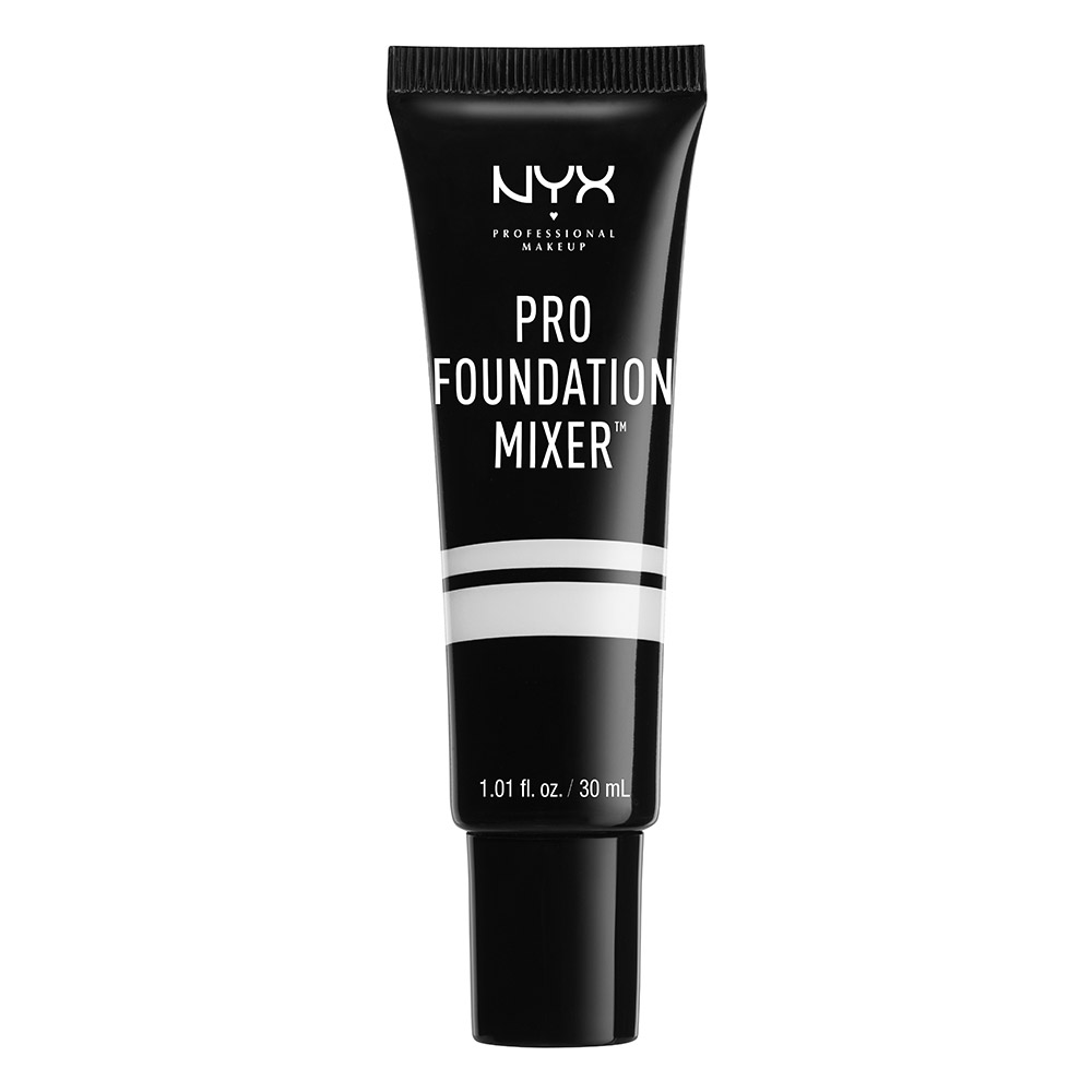Pro Foundation Mixer White