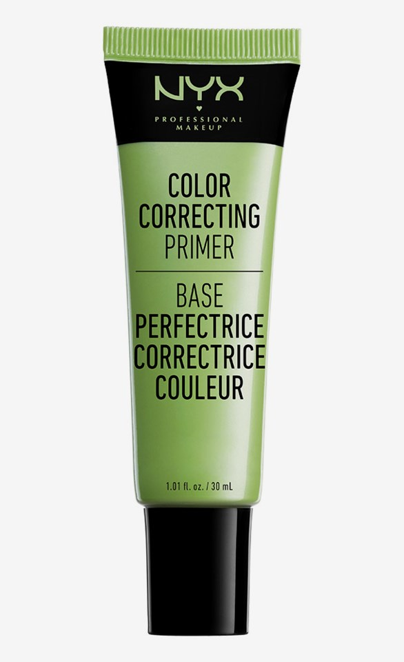 Color Correcting Liquid Primer 30 ml Green