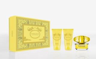 Yellow Diamond Gift Box