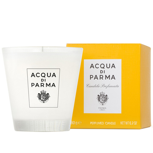 Colonia Glass Candle