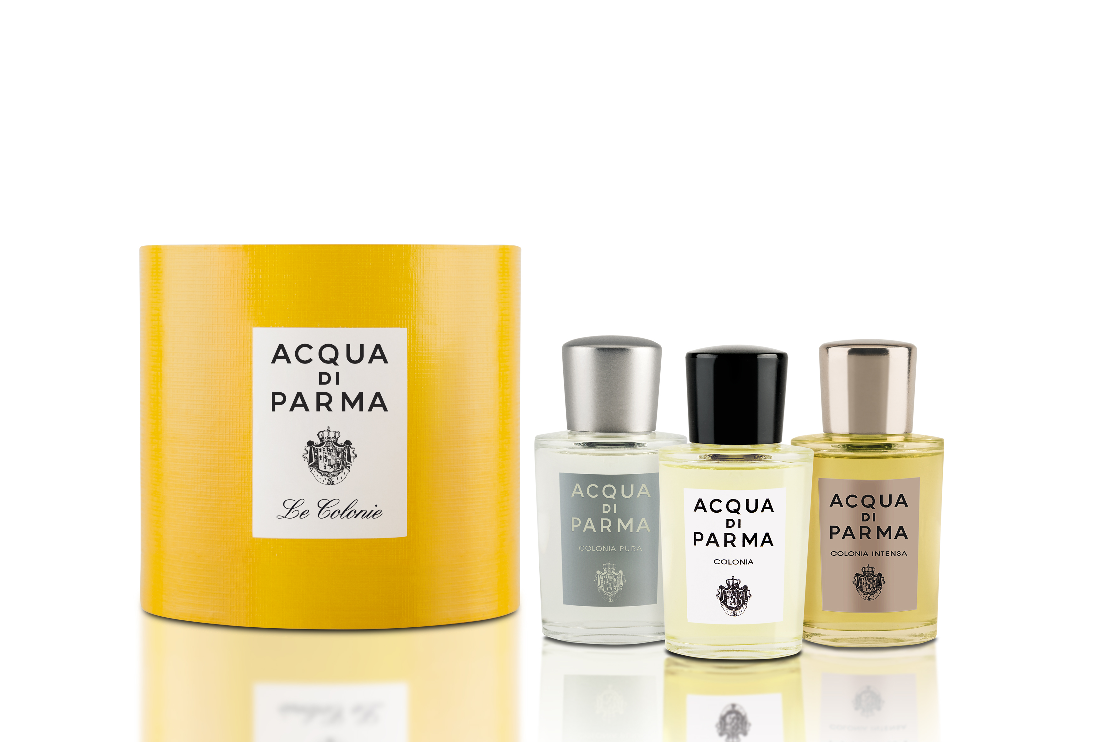 AQDP Colonia Hatbox 3 x 20 ml 3*20 ml