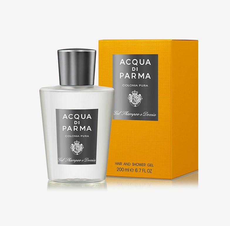Colonia Pura Hair & Shower Gel 200ml