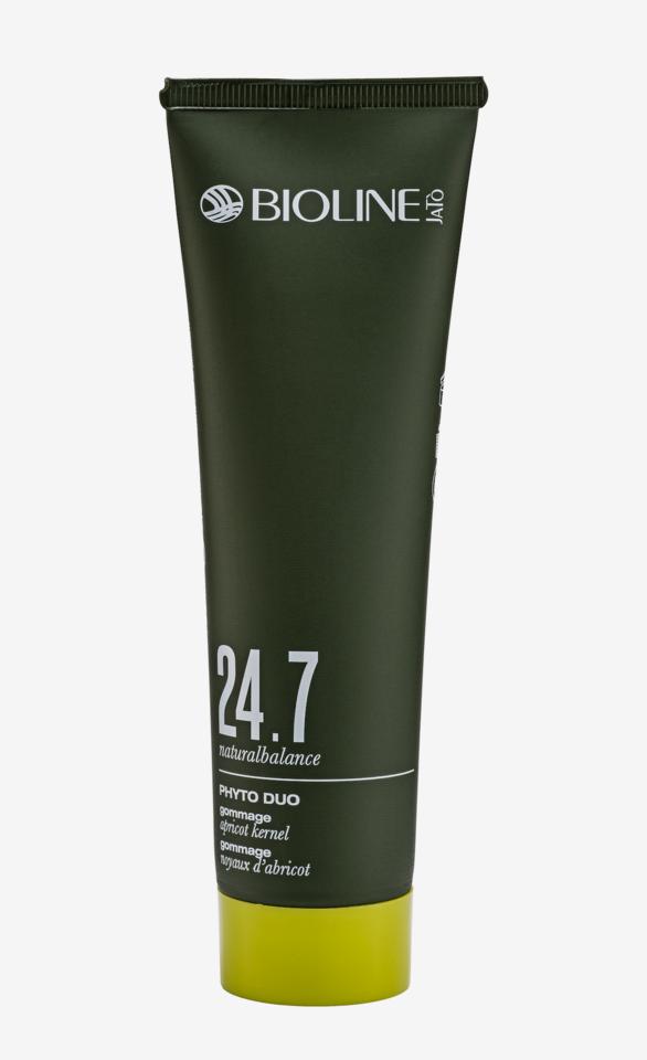 24.7 Natural Balance Phyto Duo Gommage Facial Peeling 100ml