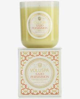 Saijo Persimmon Saijo Persimmon Classic Maison Candle
