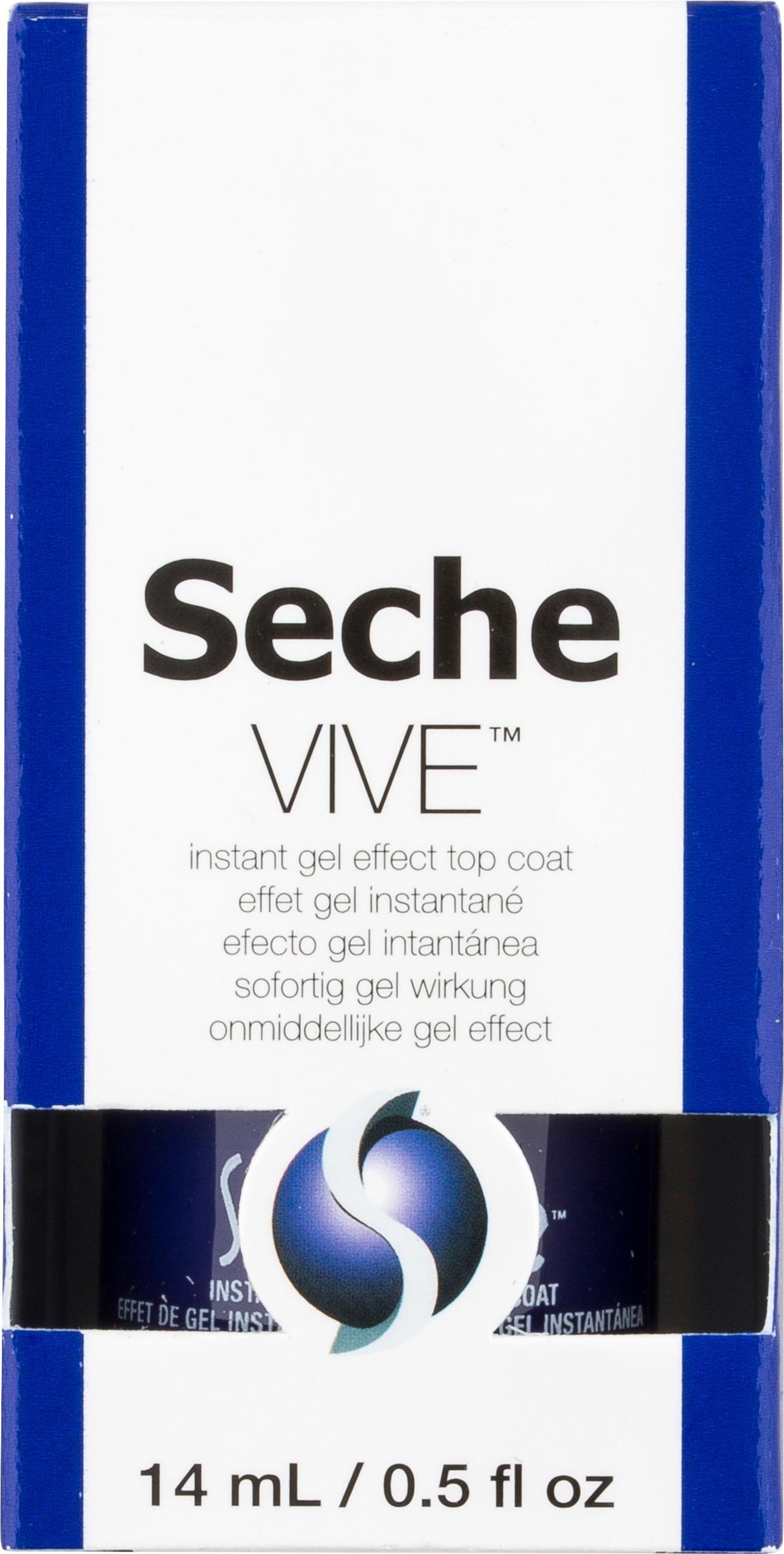 Seche Vive Instant Gel Effect Top Coat
