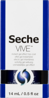 Seche Vive Instant Gel Effect Top Coat