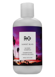 SUNSET BLVD Blonde Shampoo 241 ml