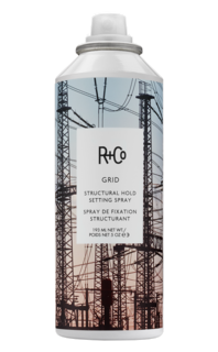 GRID Structural Hold Setting Spray 193 ml