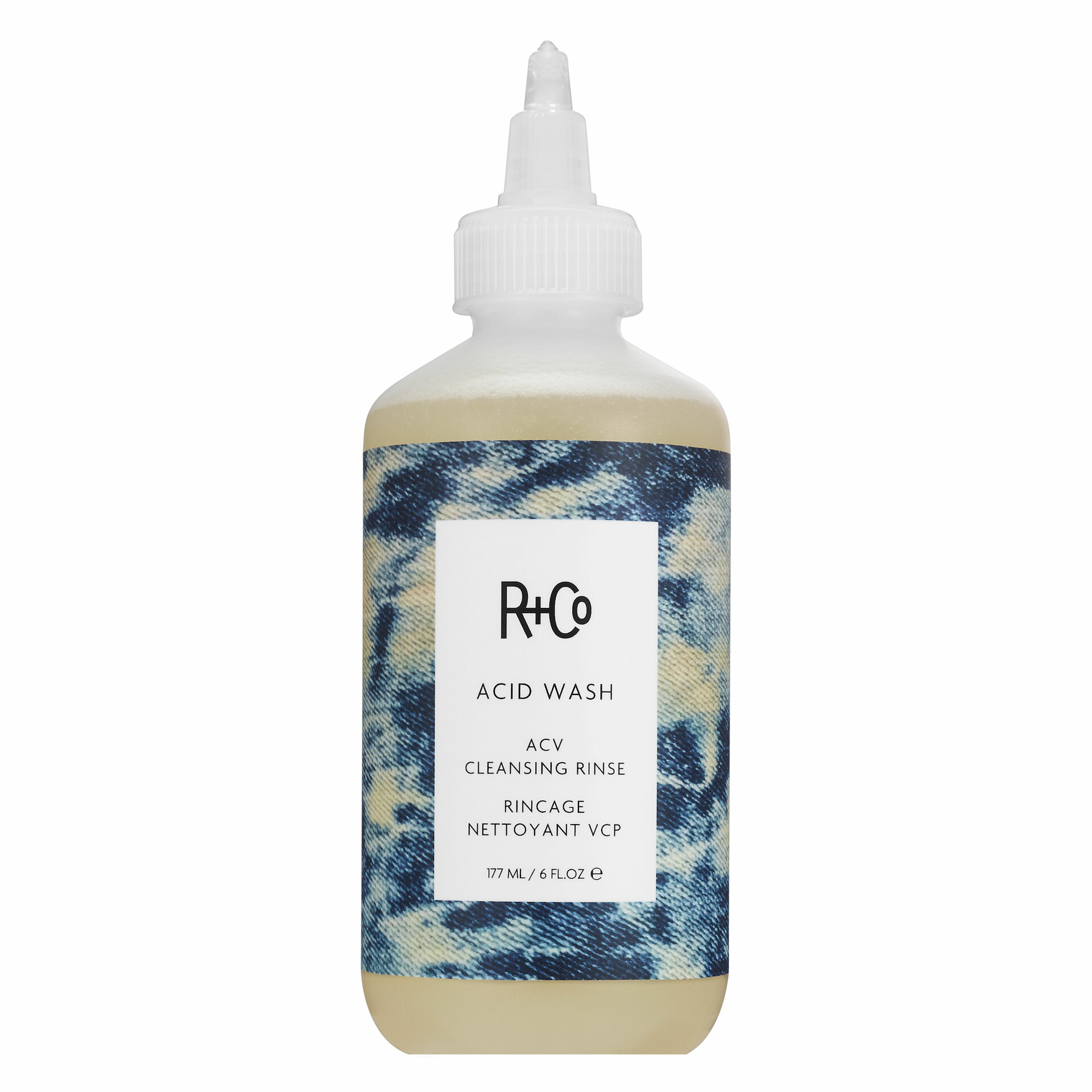 ACID WASH Cleansing Rinse R+Co ACID WASH Cleansing Rinse:177 ml