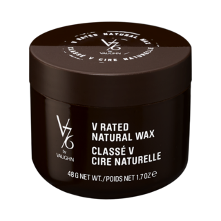 V Rated Natural Wax 48 g