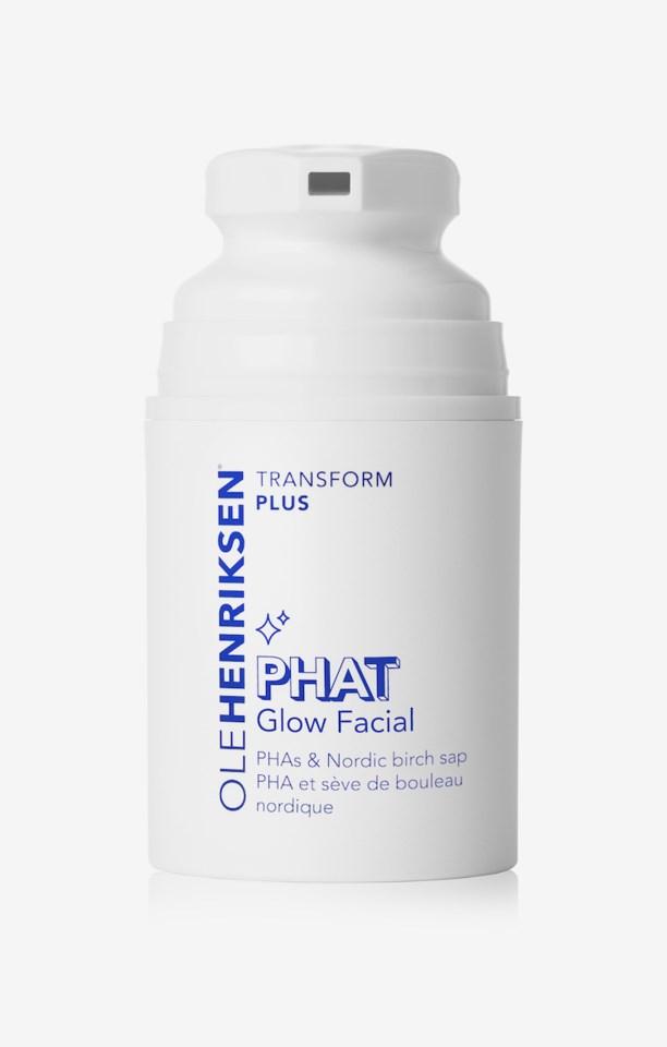 Transform Plus PHAT Anti-Fightning Facial Mask 50ml