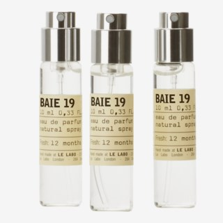 Baie 19 EdP Travel Tube Refill 3 x 10 ml