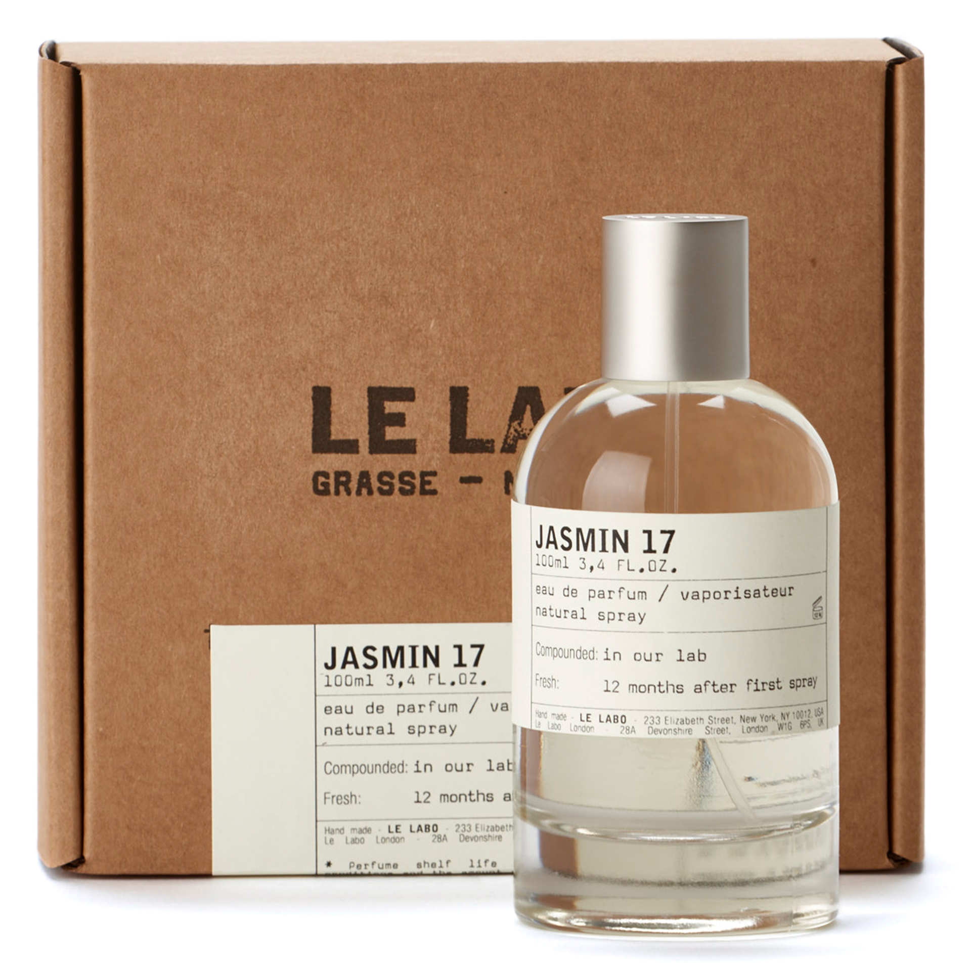 Jasmin 17 Edp 100 ml