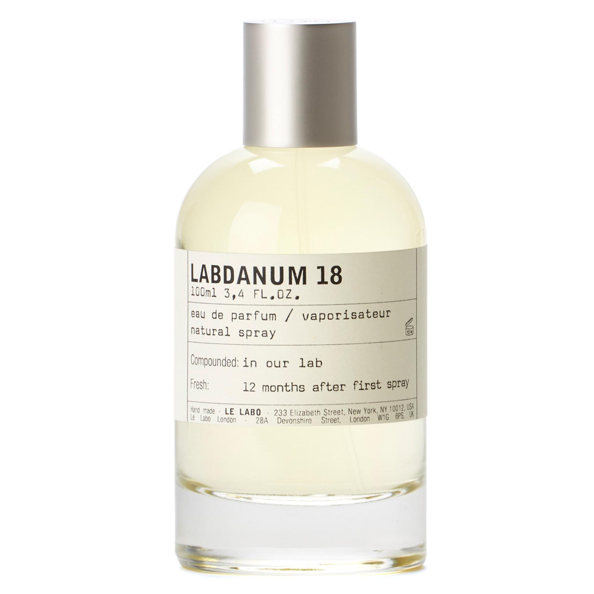 Labdanum 18 Edp 100ml