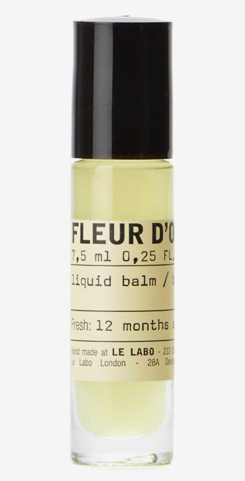Fleur d'Oranger Liquid Balm 7,5ml