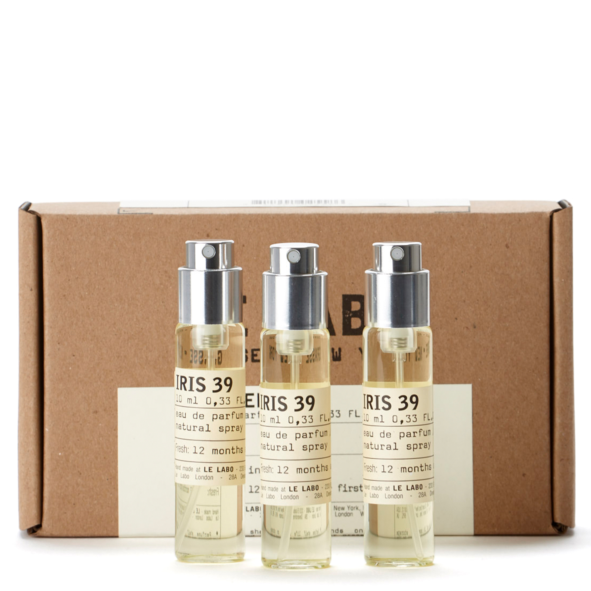 Iris 39 Travel Tube Edp Refill 10 ml