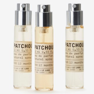Patchouli 24 EdP Travel Tube Refill 10 ml
