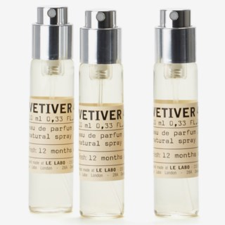 Vetiver 46 EdP Travel Tube Refill 10 ml