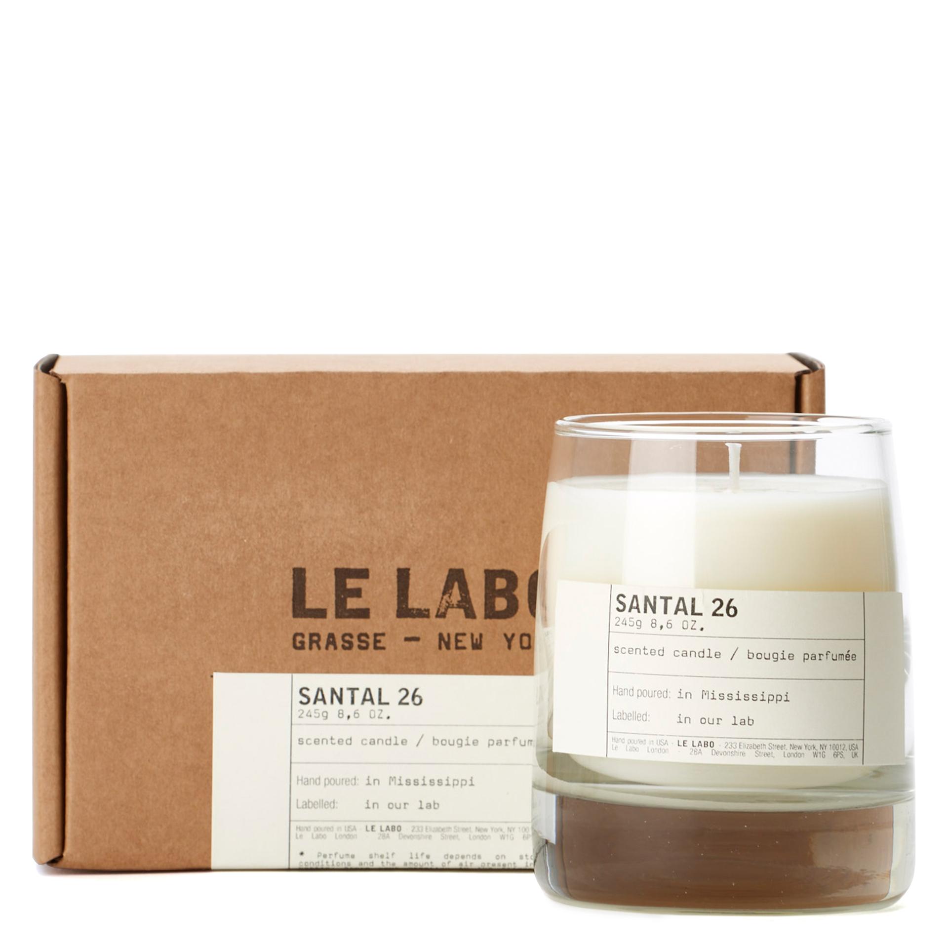 Santal 26 - Classic Candle