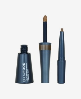 BrowFood Aqua Brow Powder + Pencil Duo Dark Blonde