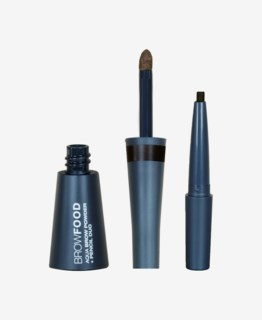 Browfood Aqua Brow Powder + Pencil Duo Taupe