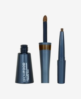 Browfood Aqua Brow Powder + Pencil Duo Brunette